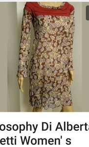 Philosophy Di Alberta Ferretti Dress Size 4
